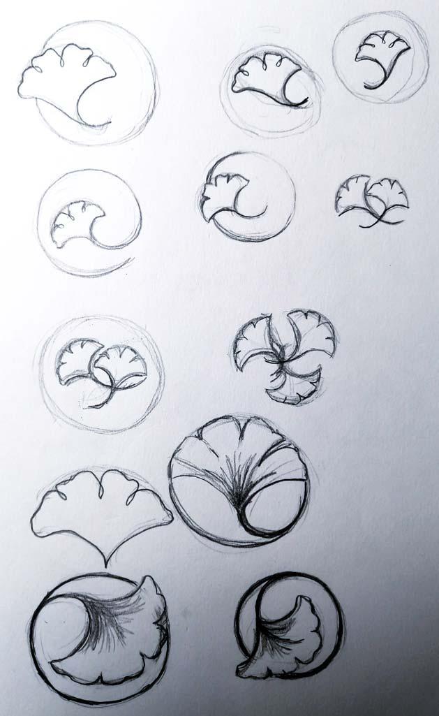 Logo design for Longevity Wellness by Alina Demidova