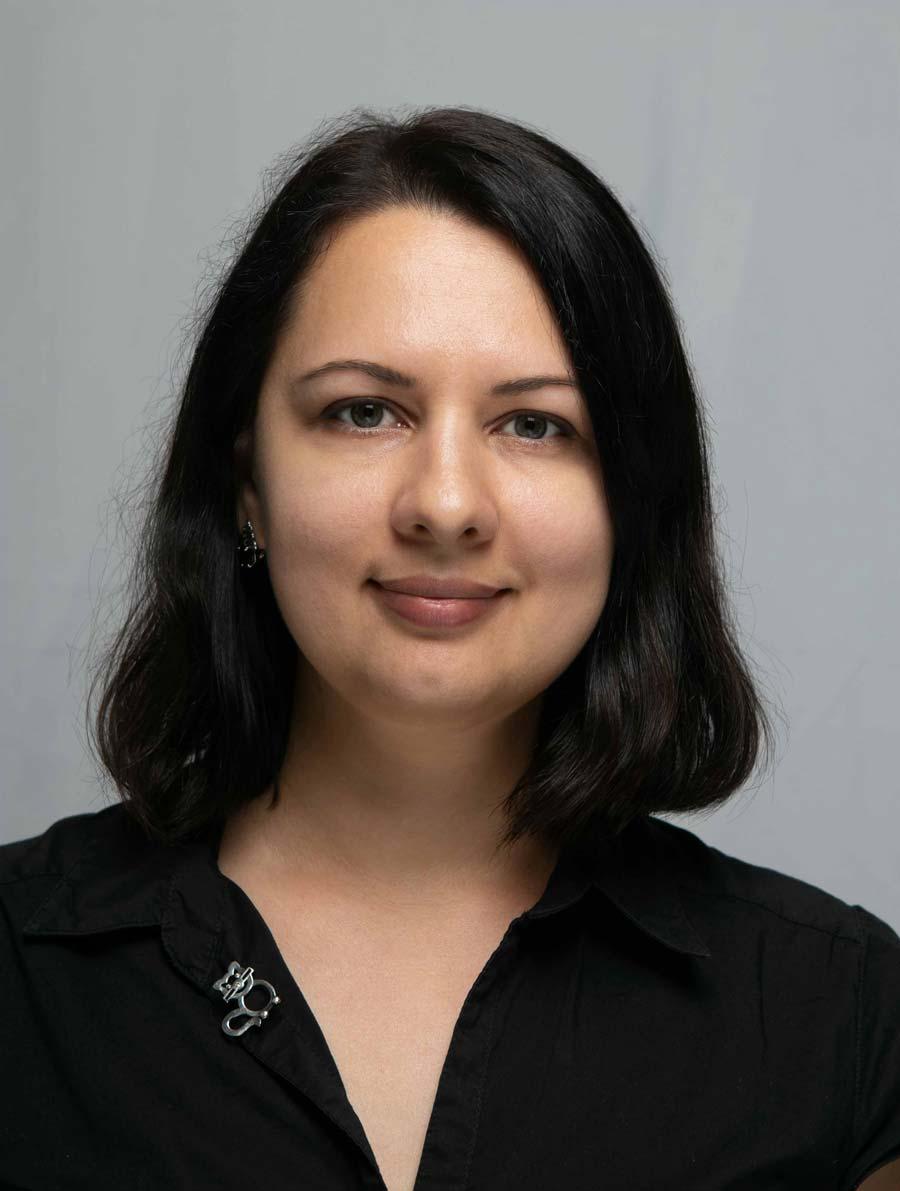 Alina Demidova graphic designer Vancouver Canada