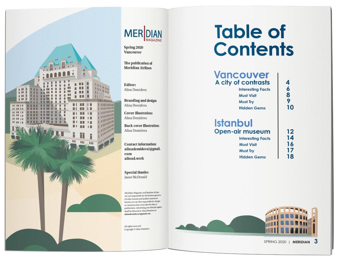 magazine design in Vancouver